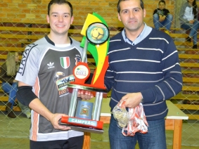 Final - 21º Campeonato Municipal de Futsal Juniores